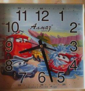 Детские часы (настенные)