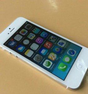 (СРОЧНО) IPhone 5 16gb