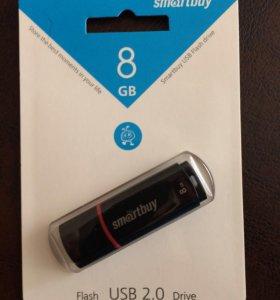 Флешка Smartbuy на 8 GB