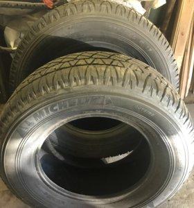 Шины Michelin 2 колеса 275/65/17