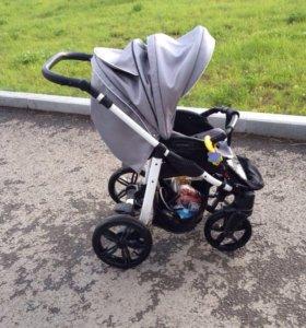 Всесезонная прогулочная коляска Lonex sport
