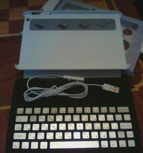 Чехол клавиатура на айпад мини 2, ipad mini 2