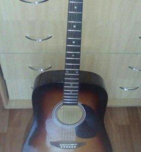 Гитара эстрадная, аккустическая