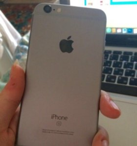 IPhone 6s 16 gb space gray