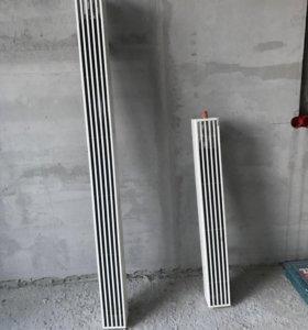 Монолитные радиаторы отопления