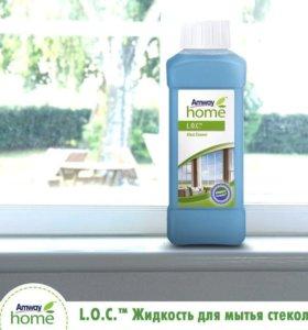 L.O.C. Glass Cleaner - Жидкость для мытья стекол