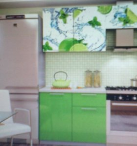 Кухонный гарнитур 2.1 фотопечать