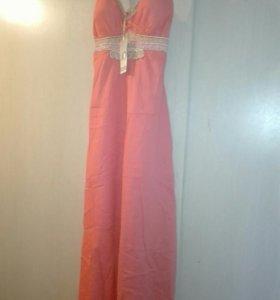 Платье новое Турция, 44,48
