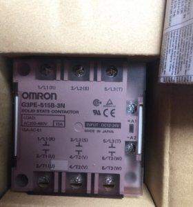 Твердотельные реле Omron G3PE-515B-3N