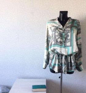 Блуза-туника VISAVIS