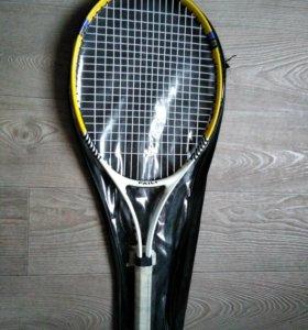 Ракетка для большого тенниса + 3 мяча