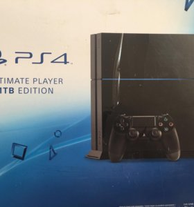Playstation 4 1Tb / PS4 1Tb + 15 игр