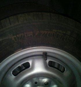 Колеса ВАЗ R13