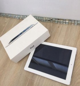 Apple IPad 4 Retina Wi-Fi Cellular 64 GB White