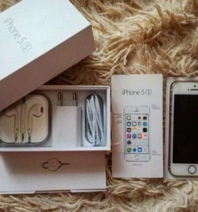iPhone 5s Gold