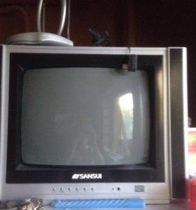 Телевизор с антенной и тв тюнером