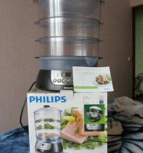 Пароварка Philips HD 9140