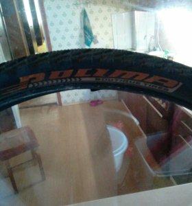 Шина на велосипед 26 дюймов. 2 штуки