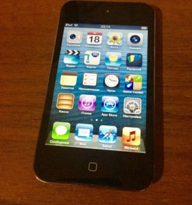 Плеер Apple iPod Touch 4 8Gb