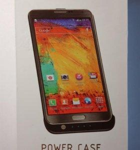 Чехол-аккумулятор для Samsung Galaxy Note 3