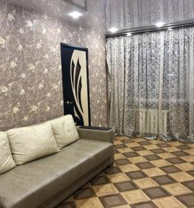 Квартира, 2 комнаты, 41.2 м²