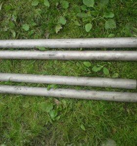 Трубы (нержавейка)