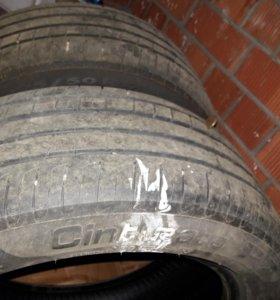 Летние шины Пирелли cinturato p7 225/50 r17