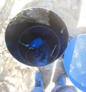 Реанимация скважин. Демонтаж, установка водяных насосов. Монтаж отопления водоснабжения