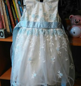 Платье для принцессы 86-92см;-)