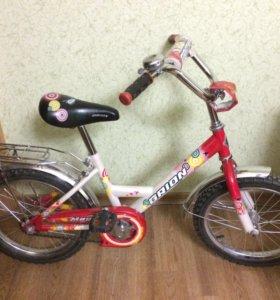 Велосипед до 7 лет