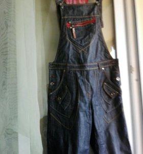 Комбинезон 31 размер джинса