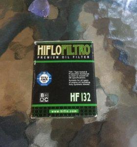 Фильтр масляный hiflo hf132 новый