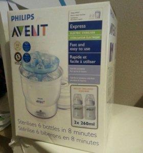 Стерелизатор для детских бутылочек PHILIPS AVENT