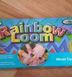 Оригинальный набор для плетения RainbowLoom.