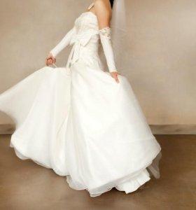 Свадебное платье Europe Bridal