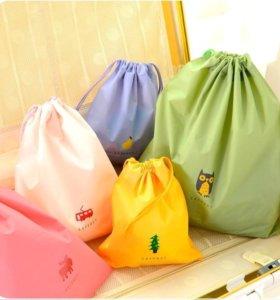 Мешки для хранения обуви,одежды!