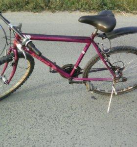 """Сроч*но!!!горный велосипед """"FORT"""""""