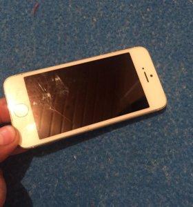 iPhone 5 s 16g
