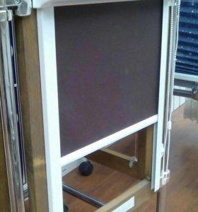 Жалюзи и рулонные шторы производство и продажа