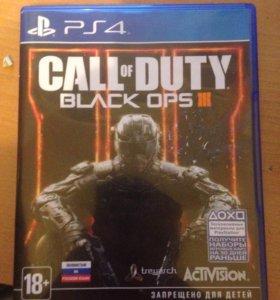 игра для PS4 call of duty black ops 3