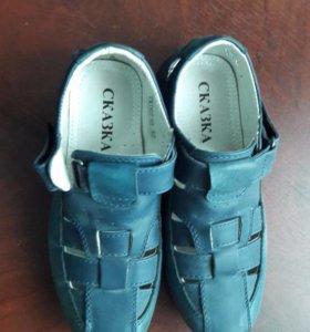 Туфли новые. Кожаные. Фирма сказка