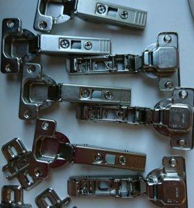 Мебельные петли лёгкого съёма Blum 110 градусов