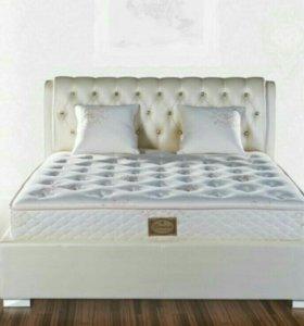 Кровать Люкс Экокожа! Новая!