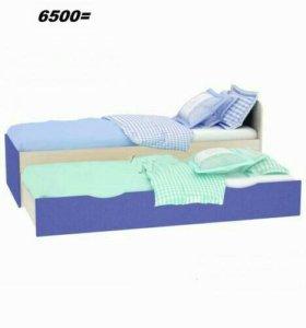 Кровать 2х уровневая сура
