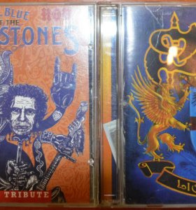 Corvus Corax+Rough Silk+Saxon+RollingStones