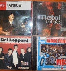 Def Leppard+Judas Priest+rainbow и другое...