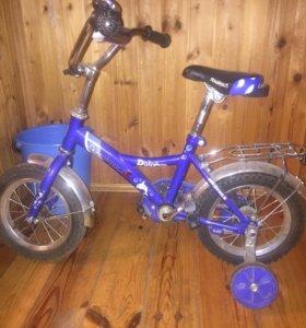 Детский велосипед.состояние отличное.
