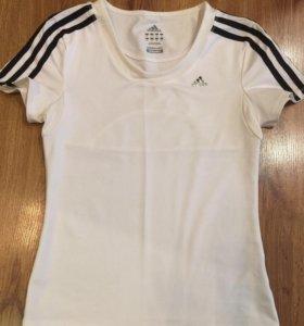 Футболка adidas женская,размер S