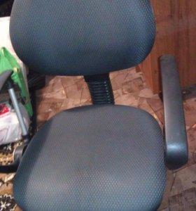 кресло компьютерное ткань регулировка по высоте