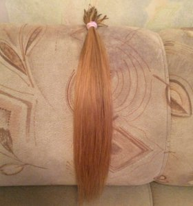 Волосы для наращивания (капсулы)